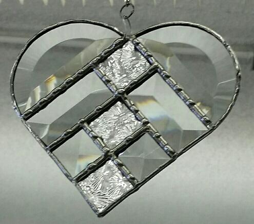 Beveled Heart 2