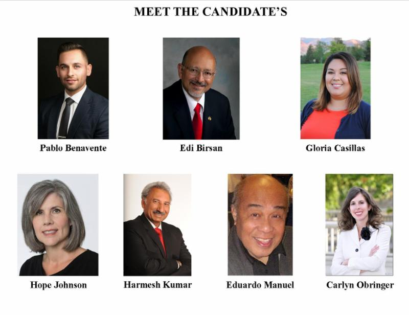 Fifth image of Concord City Council Candidates with Hear from the Concord City Council Candidates!