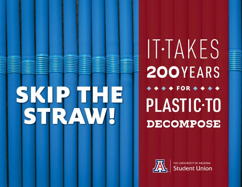 skip the straw UA campaign