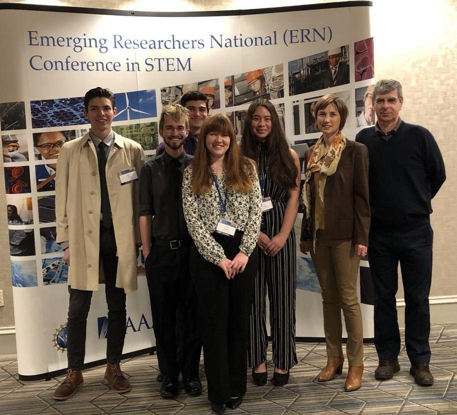 emerging researchers in stem