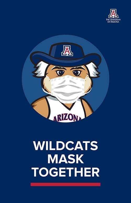 wilbur in mask