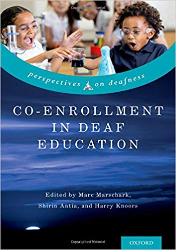 Co-Enrollment in Deaf Education book cover