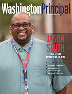 smith on the cover of magazine