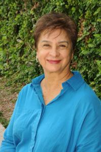 Headshot photo of Toni Griego-Jones