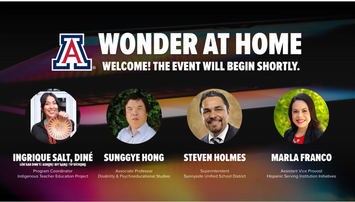 panelists for wonder at home