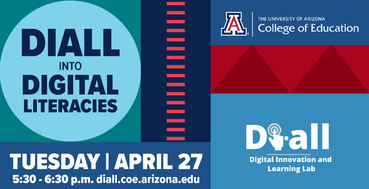 diall banner and logo