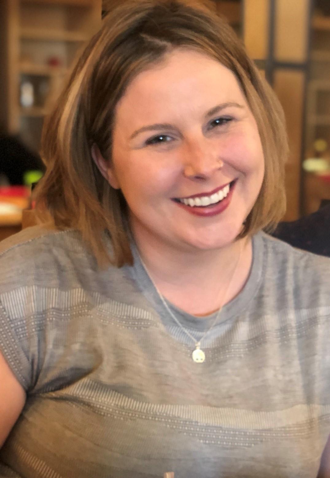 Headshot of Megan Kasper