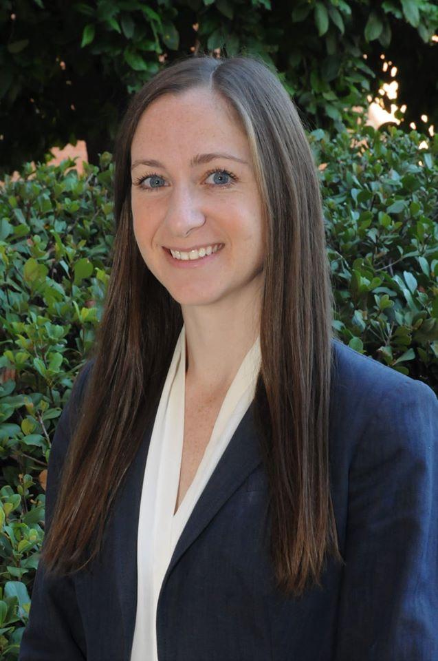Headshot of Kirsten Lansey