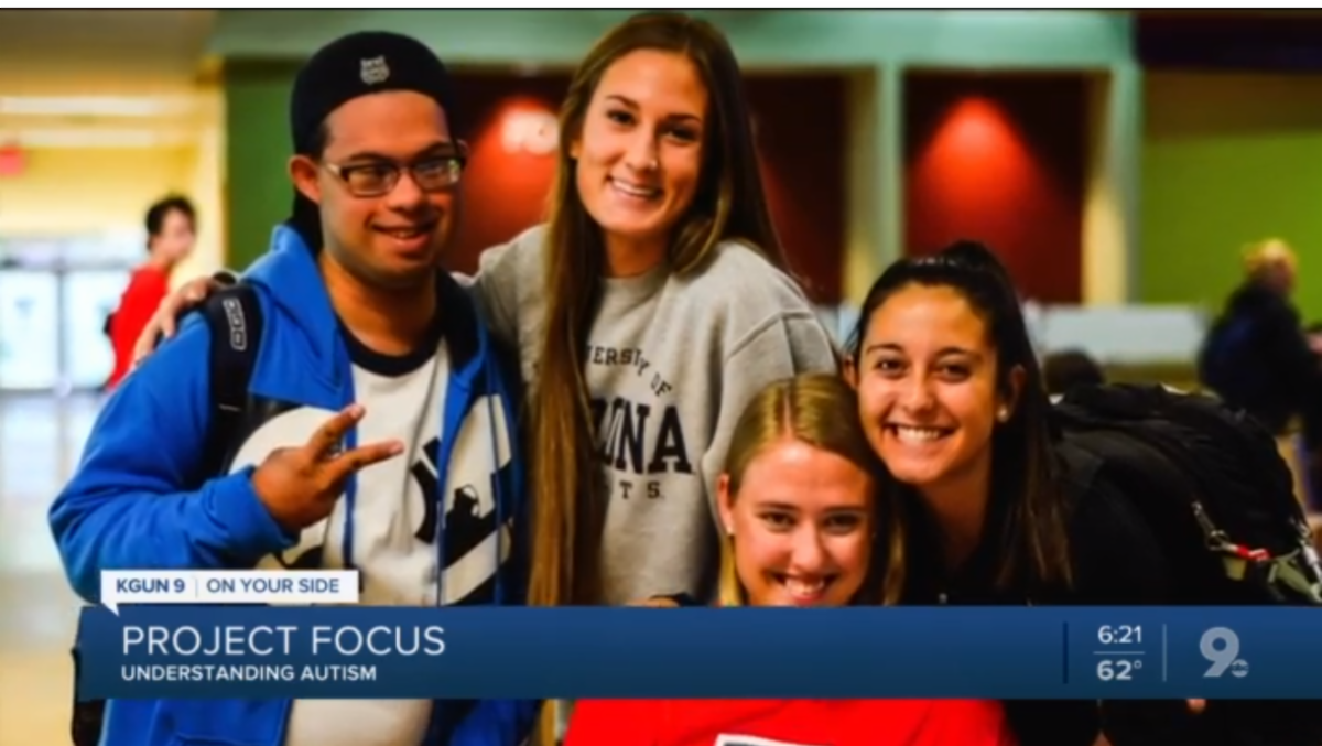 students in project focus