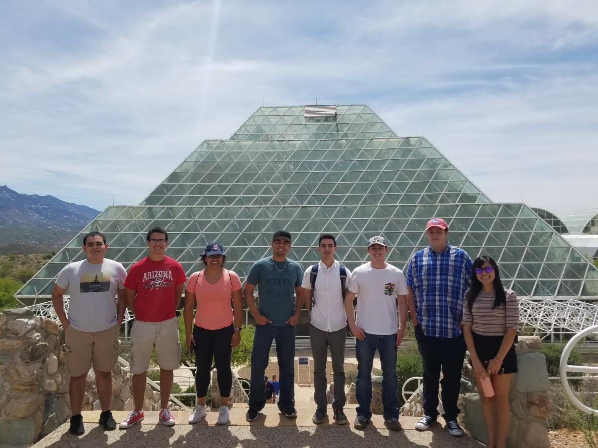 group at biosphere