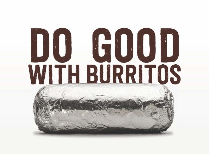 Chipotle flyer