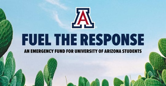 Fuel the Response banner image