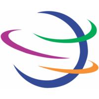 wow logo globe