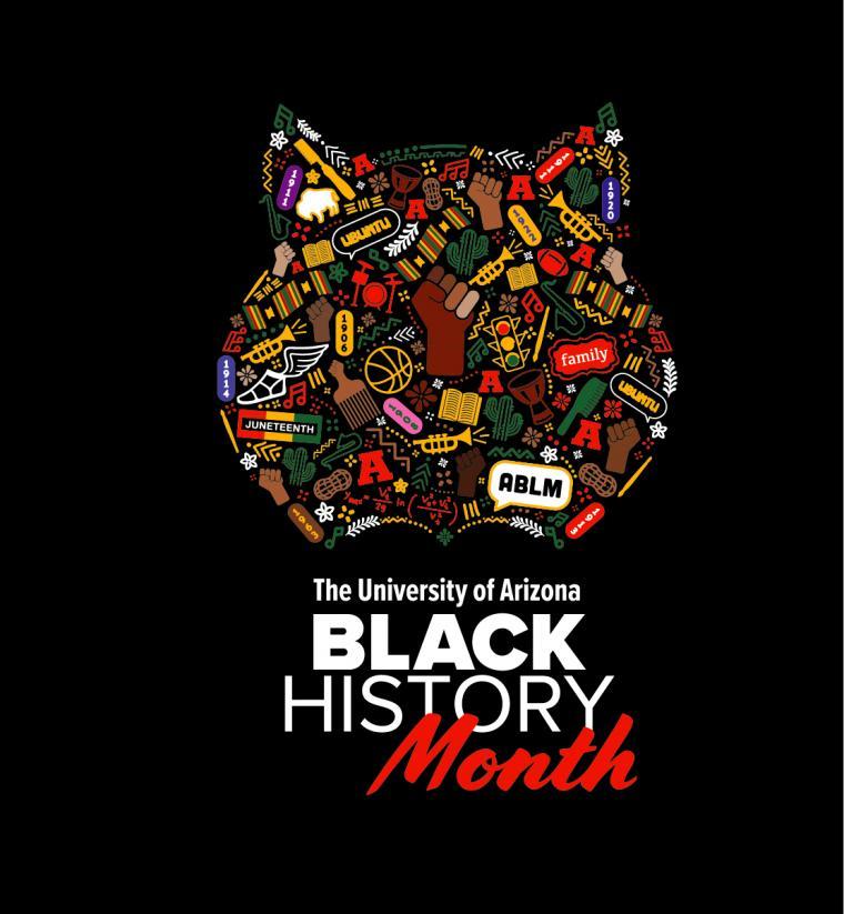 black history cultural logo