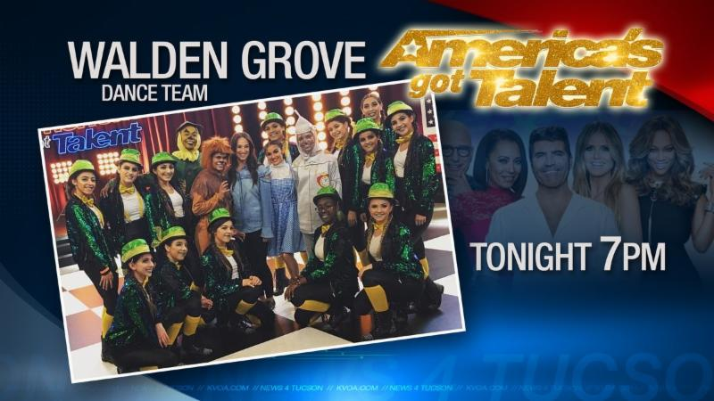 walden grove dance team
