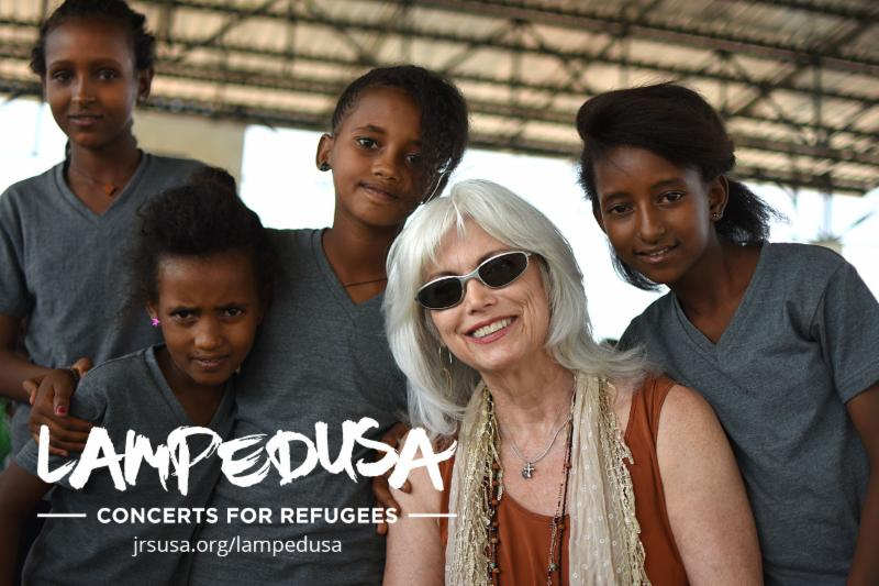 Lampedusa: Concerts for Refugees lead image