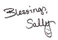 Sally signature