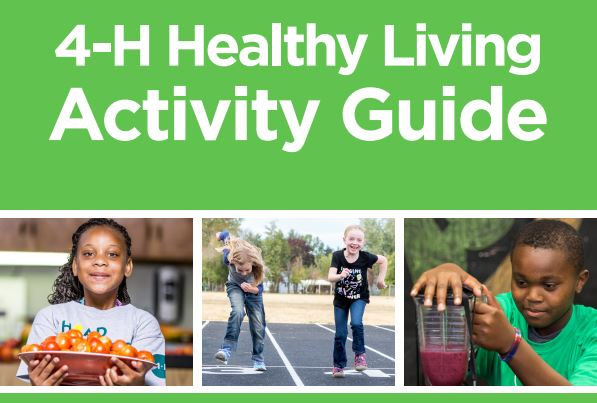4-H Healthy Living Guide