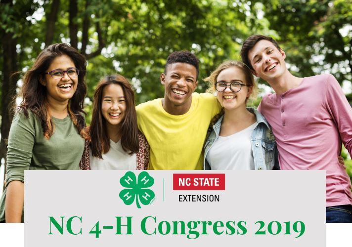 NC 4-H Congress 2019