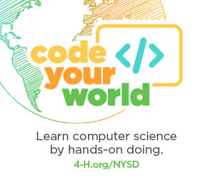 2018 4-H National Youth Science Day Logo