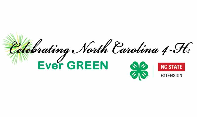 Celebrating North Carolina 4-H _ Ever Green
