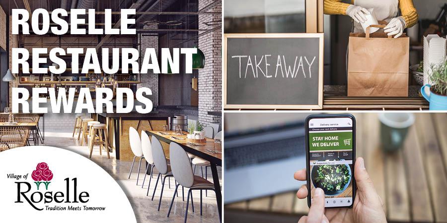 Roselle Restaurant Rewards