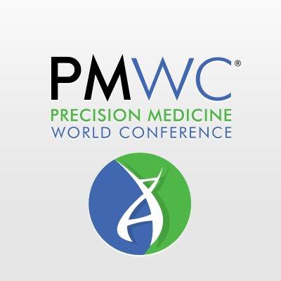 Precision Medicine World Conference logo
