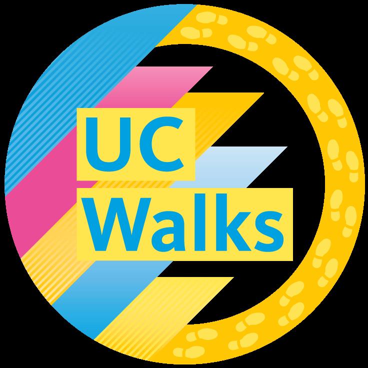 UC Walks Logo