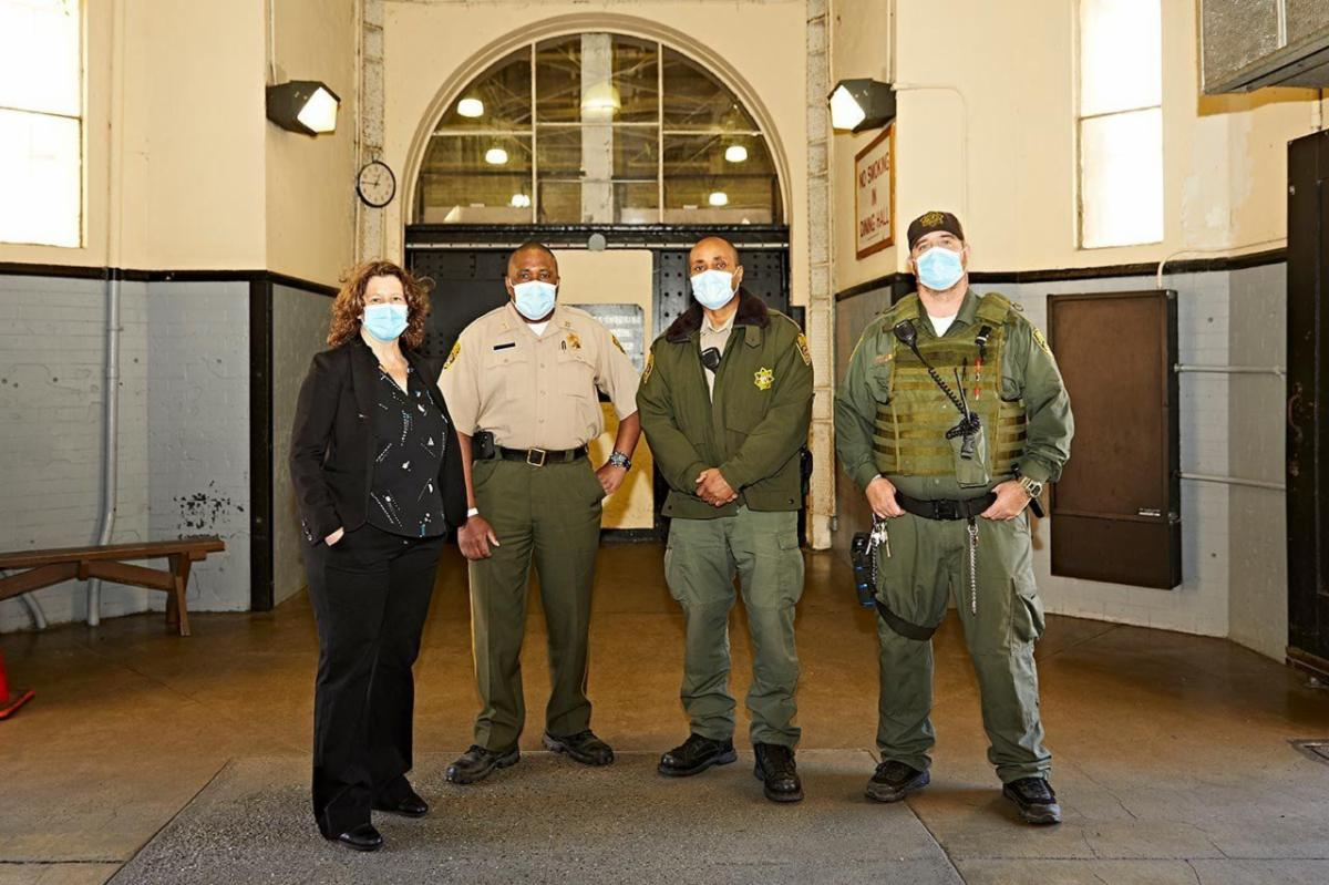 San Quentin Officers