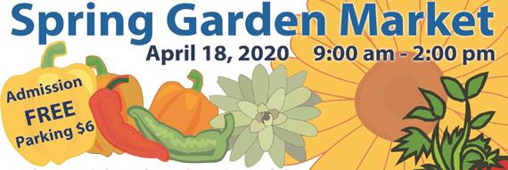 Spring Garden Market - Martial Cottle Park - San Jose