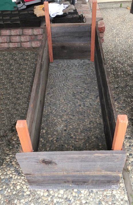 Raised bed by Jeff Jenks