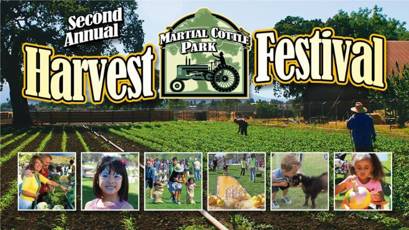 Martial Cottle Fall Festival
