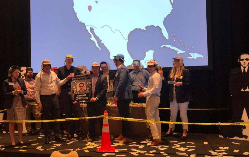 Corporate Escape Game  large groups