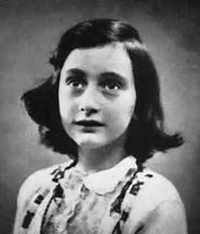 Anne Frank child photo