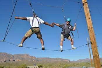 Phoenix Ropes Course