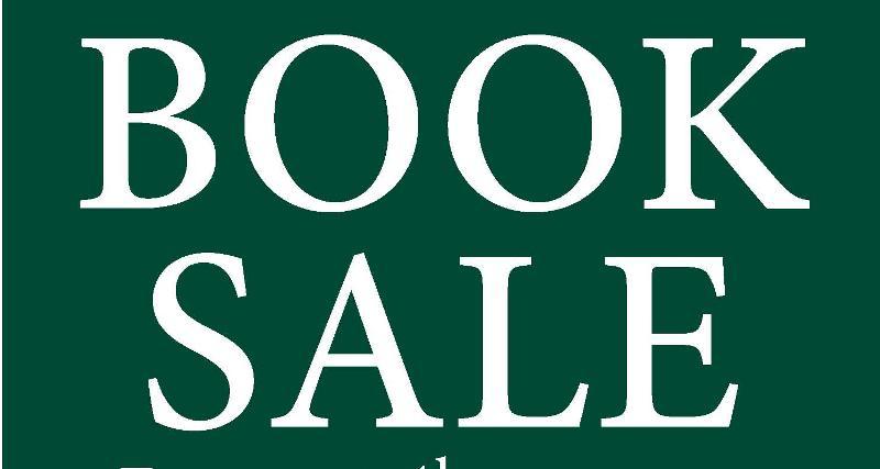 Book Sale Green
