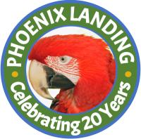 Phoenix Landing Celebrating 20 years helping parrots
