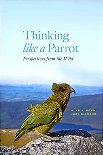Thinking like a parrot book jacket