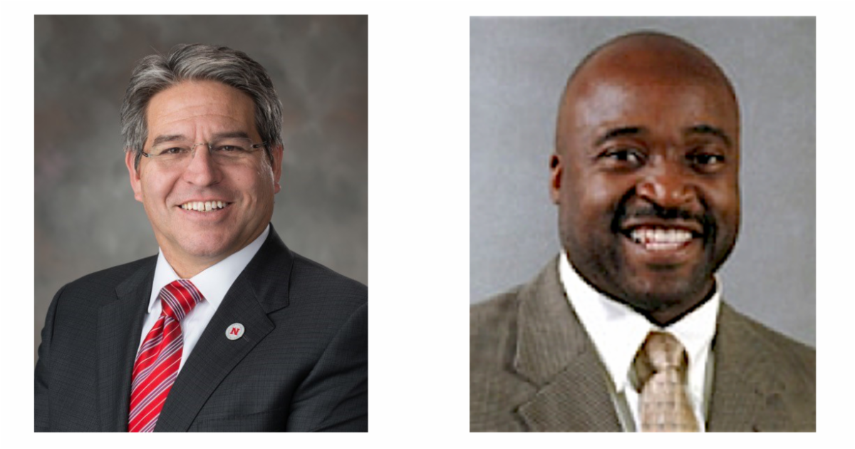 Dr. Lance Perez and Dr. Gregory Washington