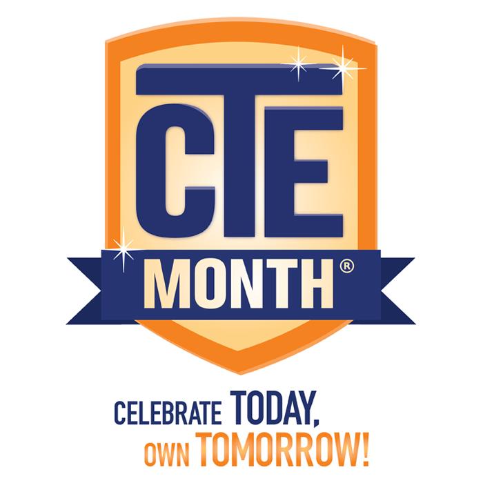 cte month logo