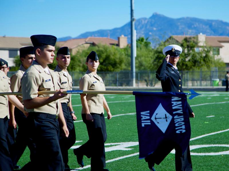 Cienega High School NJROTC