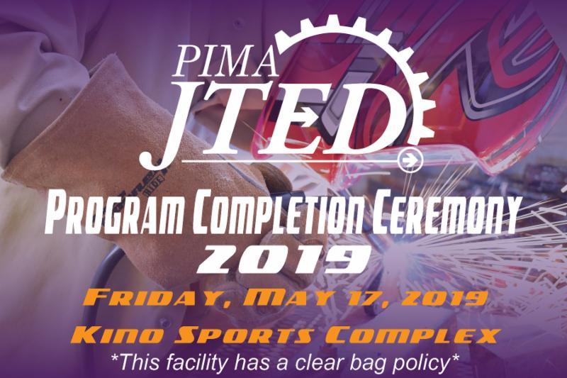 Program Completion Ceremony Invitation