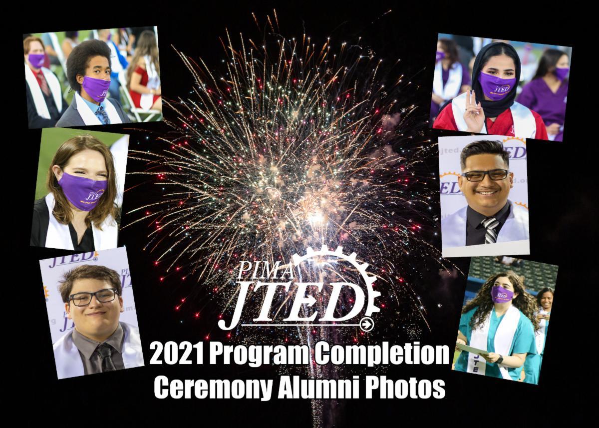 2021 Completion Ceremony Photos header