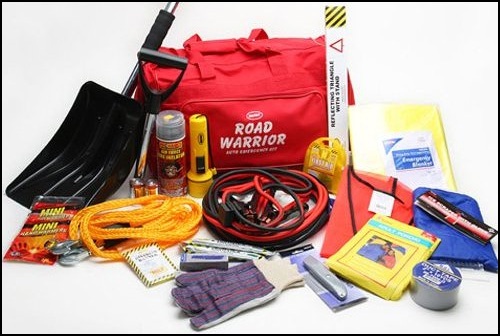 Winter Roadside Safety Kit