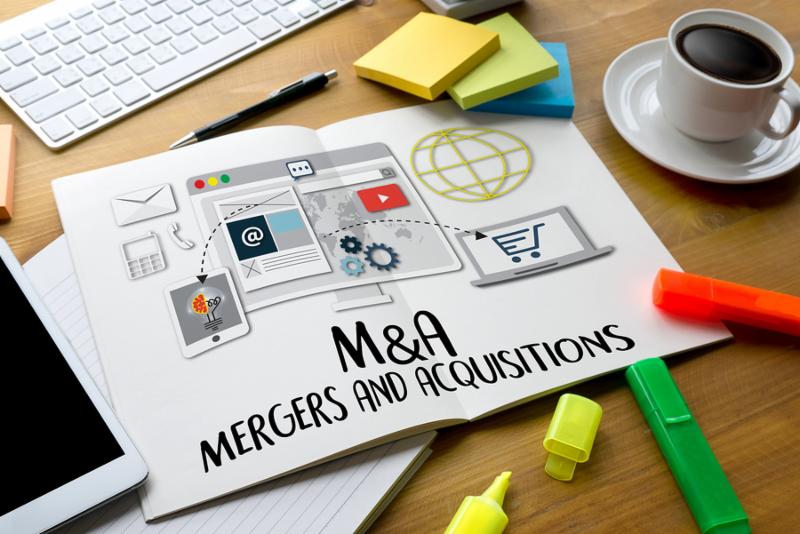 M A  MERGERS AND ACQUISITIONS  Mergers   Acquisitions Businessman working at office M A