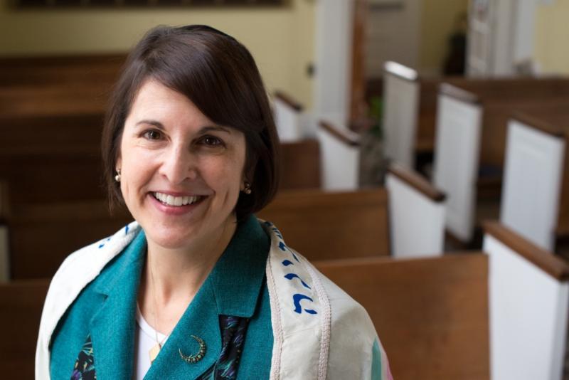 Rabbi Julie