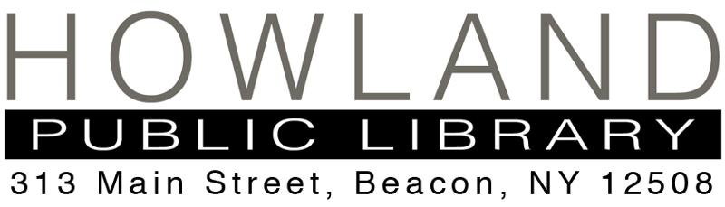 Howland Public Library New Logo w/Address