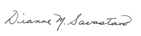 Dianne signature