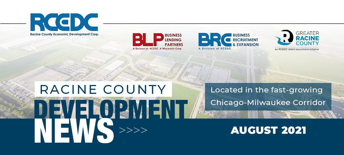 rcedc development news august 2021