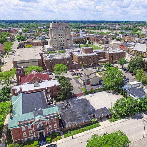 City of Racine Downtown